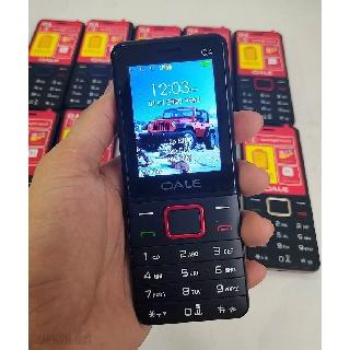 Điện thoại 3 sim nhỏ gọn OALE Q4 – Bảo hành 12 tháng