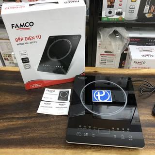 Bếp điện từ Famco (Elmich) 3310FC, kính chịu nhiệt cao cấp - Bảo hành 12 tháng