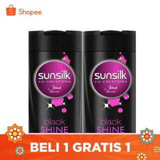 Sunsilk Shampoo Black Shine 340ml Twin Pack