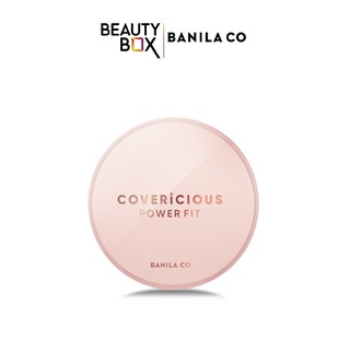 Phấn Nước Trang Điểm Banila Co Covericious Power Fit Cushion 14g thumbnail