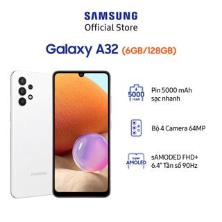 Điện Thoại Samsung Galaxy A32 (8GB 128GB) - Hàng Chính Hãng thumbnail