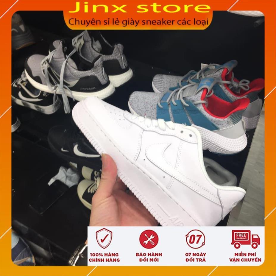 Giày thể thao sneake AF1 full trắng Jinx Store
