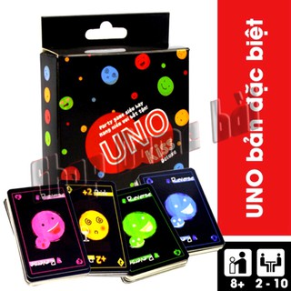 Boardgame Bài Uno Kiss