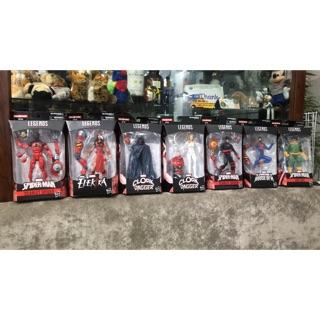 Marvel Legends Spider-man wave SP/dr 2018