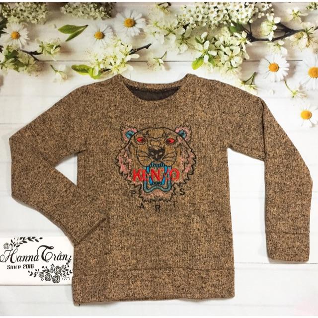 Xả áo len dạ lót bông hàng Quảng Châu