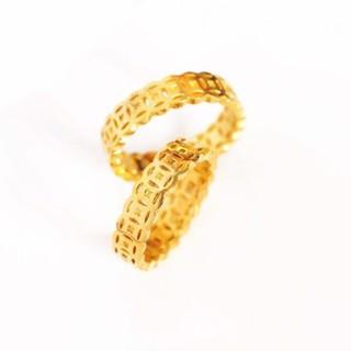 Hình ảnh [Mã FABRREST19 giảm 30k đơn bất kỳ] Nhẫn kim tiền cao cấp ANTA Jewelry ATJ5515-1