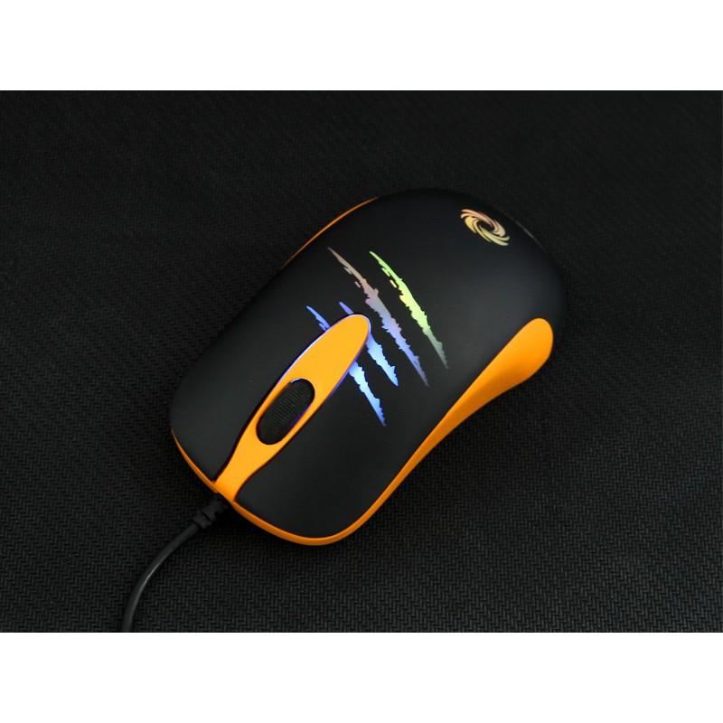 Chuột gaming Cooler Plus X7c chính hãng - Chuột chơi game Cooler Plus X7c led xanh G90