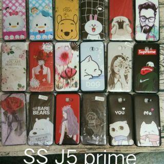 Combo 2 ốp lưng nhựa dẻo Samsung J5 prime