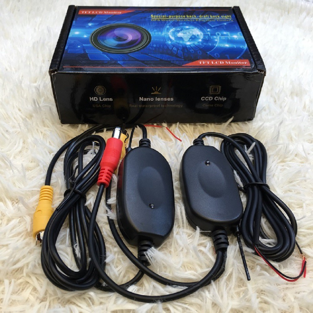 Bộ thu - phát tín hiệu cammera lùi không dây trên xe hơi - 2758879 , 1161016533 , 322_1161016533 , 250000 , Bo-thu-phat-tin-hieu-cammera-lui-khong-day-tren-xe-hoi-322_1161016533 , shopee.vn , Bộ thu - phát tín hiệu cammera lùi không dây trên xe hơi