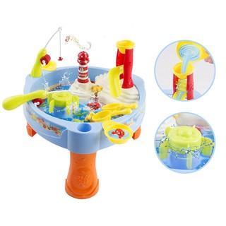 ☘️☘️☘️Bộ đồ chơi câu cá cho bé có đèn nhạc☘️☘️☘️