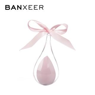 Mút trang điểm nền BANXEER vô cùng mềm mại 4 màu tùy chọn 24g