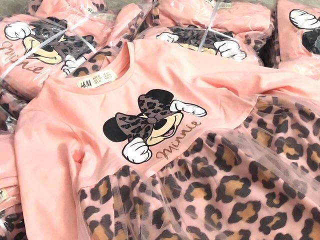 Váy chân voan Minnie HM