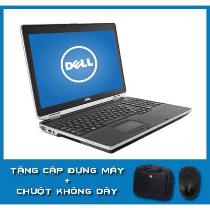Laptop Cũ Rẻ Dell E6530 Core i5 Gen 3_Ram 4G_Màn 15.6_Cạc rời NVIDIA Chiến Game_Làm Đồ Họa Mượt. Tặng Đu Phụ Kiện