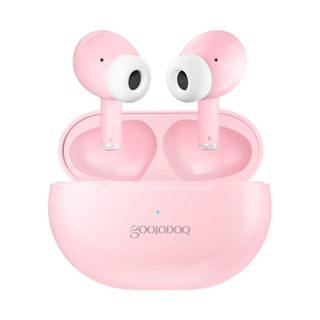 Tai nghe Bluetooth GOOJODOQ không dây 5.0 hỗ trợ giảm tiếng ồn và âm trầm tốt