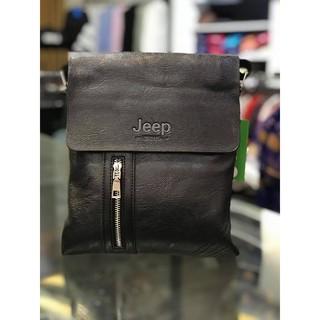 Túi đeo chéo jeep cao cấp ( màu đen)
