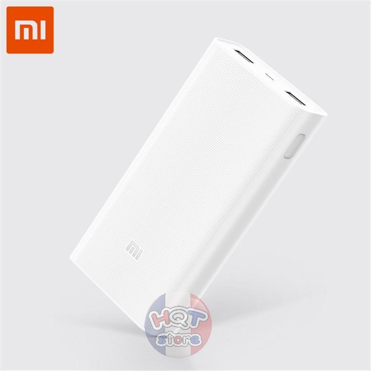 Pin Dự Phòng Xiaomi Gen 2 20000mAh