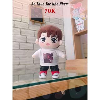 Áo Thun Tae Nhọ Nhem (Không kèm Doll ) BTS – Outfit Doll 20cm