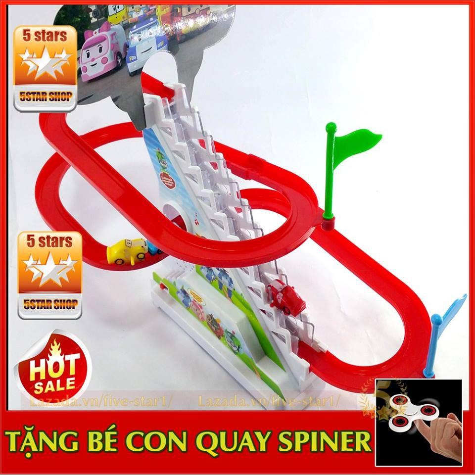 Bộ đồ chơi đua xe oto Poli cao cấp cho bé+Tặng bé con quay Spinner - 2882124 , 778795763 , 322_778795763 , 90000 , Bo-do-choi-dua-xe-oto-Poli-cao-cap-cho-beTang-be-con-quay-Spinner-322_778795763 , shopee.vn , Bộ đồ chơi đua xe oto Poli cao cấp cho bé+Tặng bé con quay Spinner