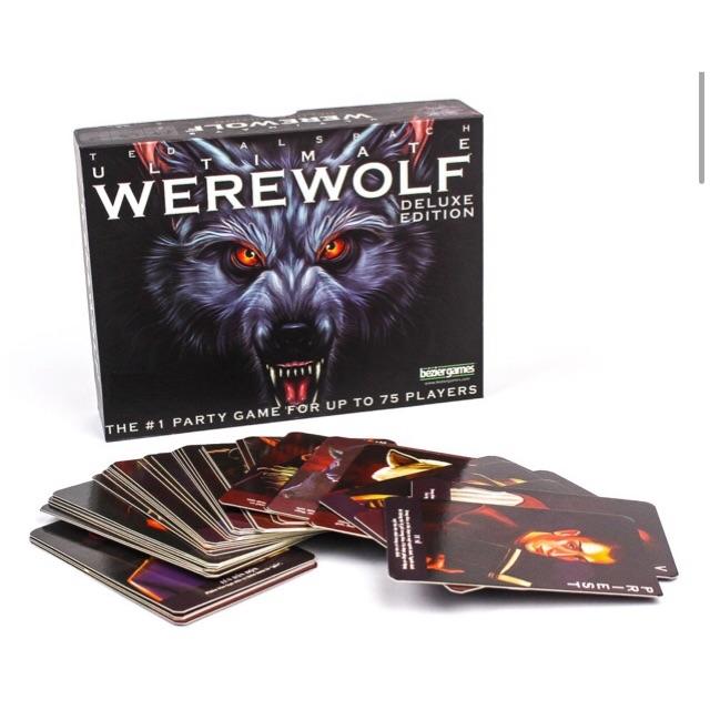 Bộ bài ma sói Ultimate Deluxe