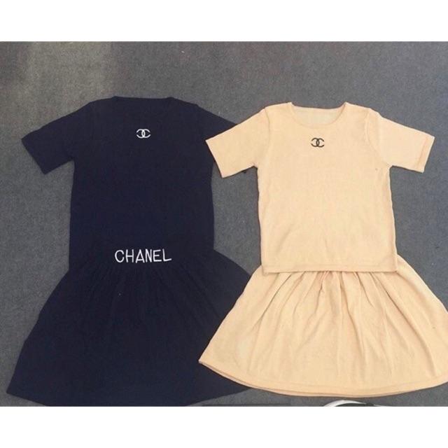 Bộ váy áo nữ xinh xinh - 3411495 , 526447167 , 322_526447167 , 220000 , Bo-vay-ao-nu-xinh-xinh-322_526447167 , shopee.vn , Bộ váy áo nữ xinh xinh