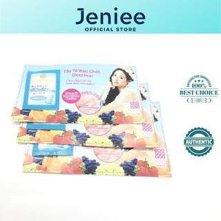 (SAMPLE) Gel tẩy tế bào chết Meishoku Detclear Bright & Peel Fruit Peeling Jelly thumbnail