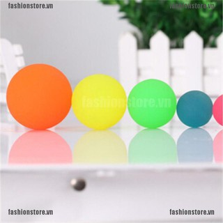 FS 10PCS Creative Ruer Bouncing Jumping Ball 27mm Kids Children Game Toy Gifts[VN]