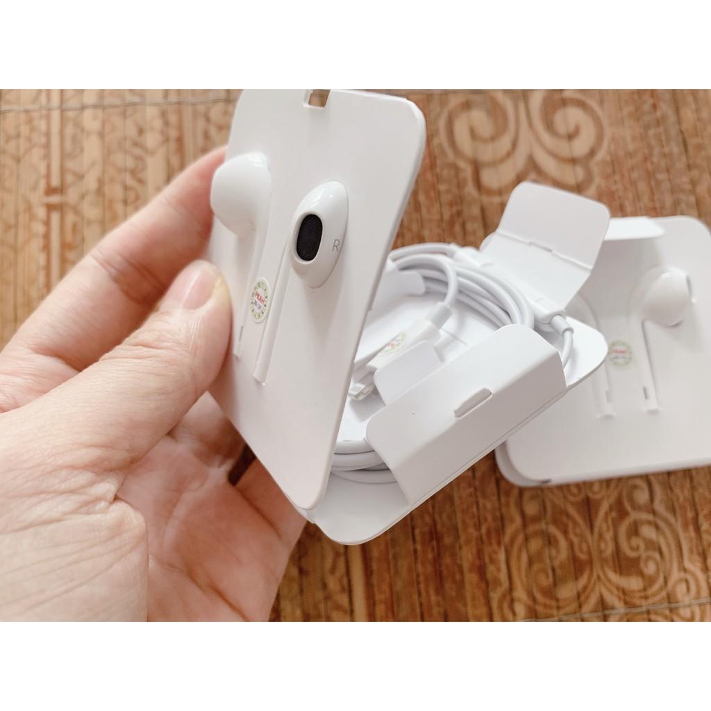 Tai Nghe Ip 7 Cổng Lightning Tự Động Kết Nối Bluetooth, tương thích ip 7/7P/8/8P/XR có đàm thoại Bh 12 tháng