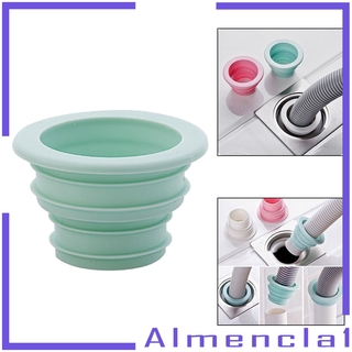 Laundry Bathroom Sewer Seal Ring Sealing Plug Cleaning Tools Stylish