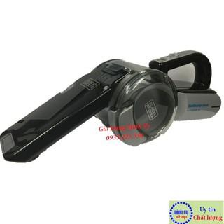 Máy hút bụi cầm tay dùng pin 18V Black Decker PV1820BK-B1 MÀU ĐEN