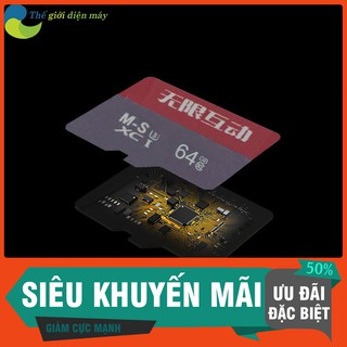 [SIÊU SALL ] Thẻ nhớ Memory Card 64GB U3 Class 10 – Bảo hành 5 Năm – Shop Thế Giới Điện Máy .