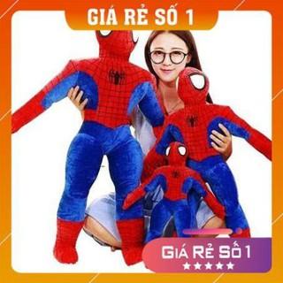 Gấu bông gối ôm siêu nhân người nhện đủ size MBTHAI01 thumbnail