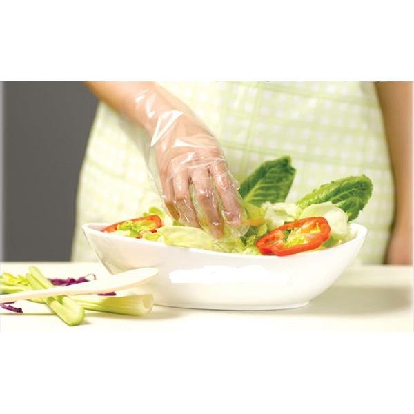 Găng tay nilong dùng 1 lần/ bảo vệ da tay bạn/ hàng VN