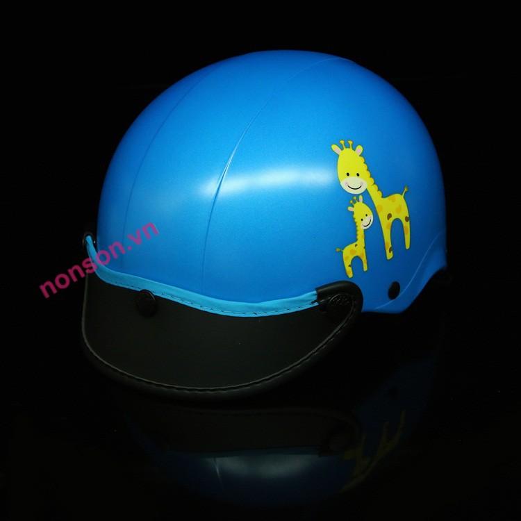 Nón Sơn mũ bảo hiểm trẻ em S-471-96