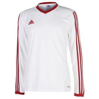 Áo thun adidas AUTHENTIC Table14 Long Sleeve Jersey Mens (White/Red)