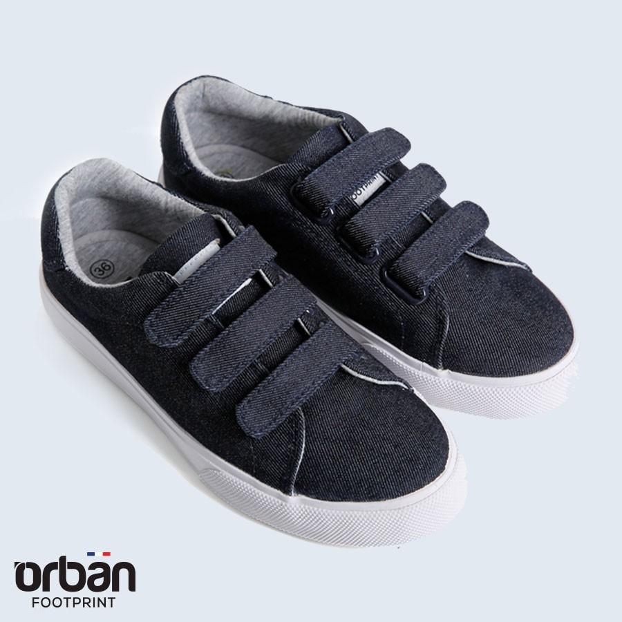 Giày Sneaker Unisex Thời trang UB1709 Xanh chàm