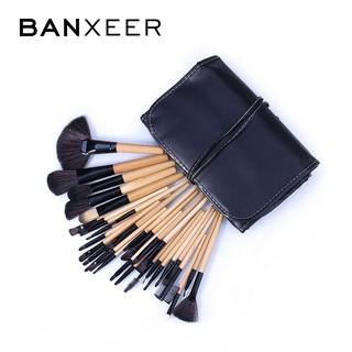 Bộ 32 cọ trang điểm BANXEER Trang Điểm chuyên nghiệp 200g