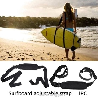 Outdoor Adjustable Accessories Beach Anti Slip Carrying Stand Up Water Sports Surfboard Shoulder Strap