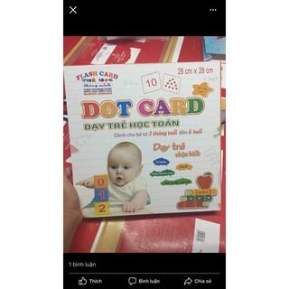 Bộ thẻ toán Dot – card