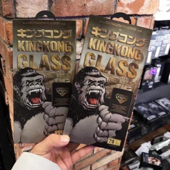 Kính Cường Lực Chính Hãng King Kong iphone 7plus/8plus/x/xs/xs max/11/11 pro/11 promax