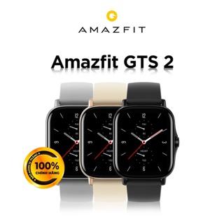 Đồng Hồ Thông Minh Cao Cấp Amazfit GTS 2 - Giao Diện Tiếng Việt - Đàm Thoại Trực Tiếp - BH 12TH DGW