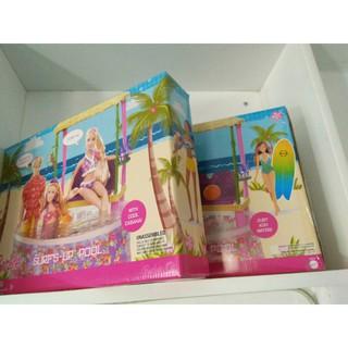 Hồ bơi barbie chính hãng Mattel