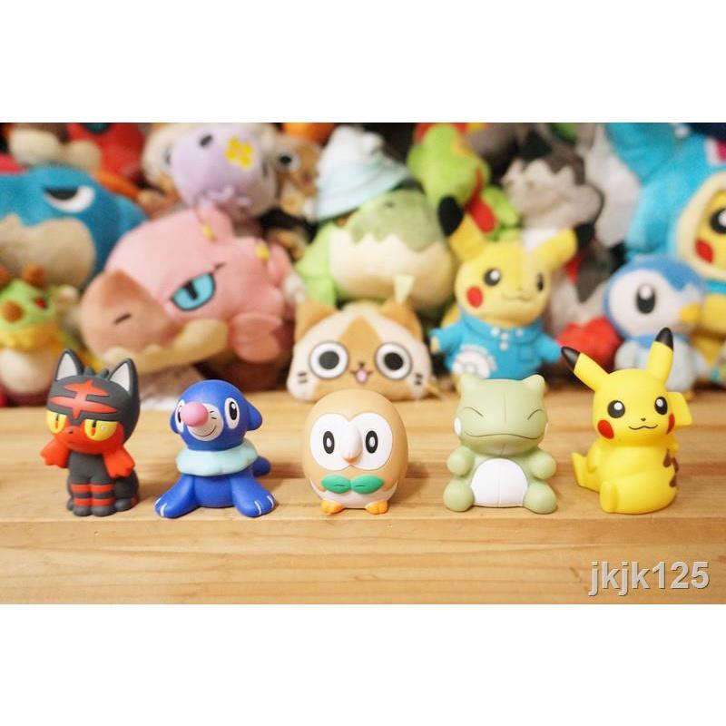 ❂Đồ chơi bóp mềm hình Pokemon dễ thương