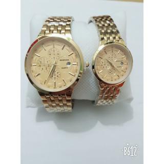 đồng hồ đôi nam nữ thương hiệu baishuns cho các cặp đôi - donghotime thumbnail