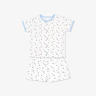 [Mã KIDMALL15 hoàn 15% xu đơn 150K] Bộ quần áo ngắn Xe Nôi-Miomio-từ 0-24tháng