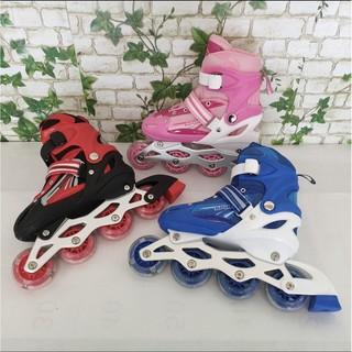 Giày Patin Phát Sáng 8 bánh xe, loại giày sịn cao cấp (không đi kèm phụ kiện)