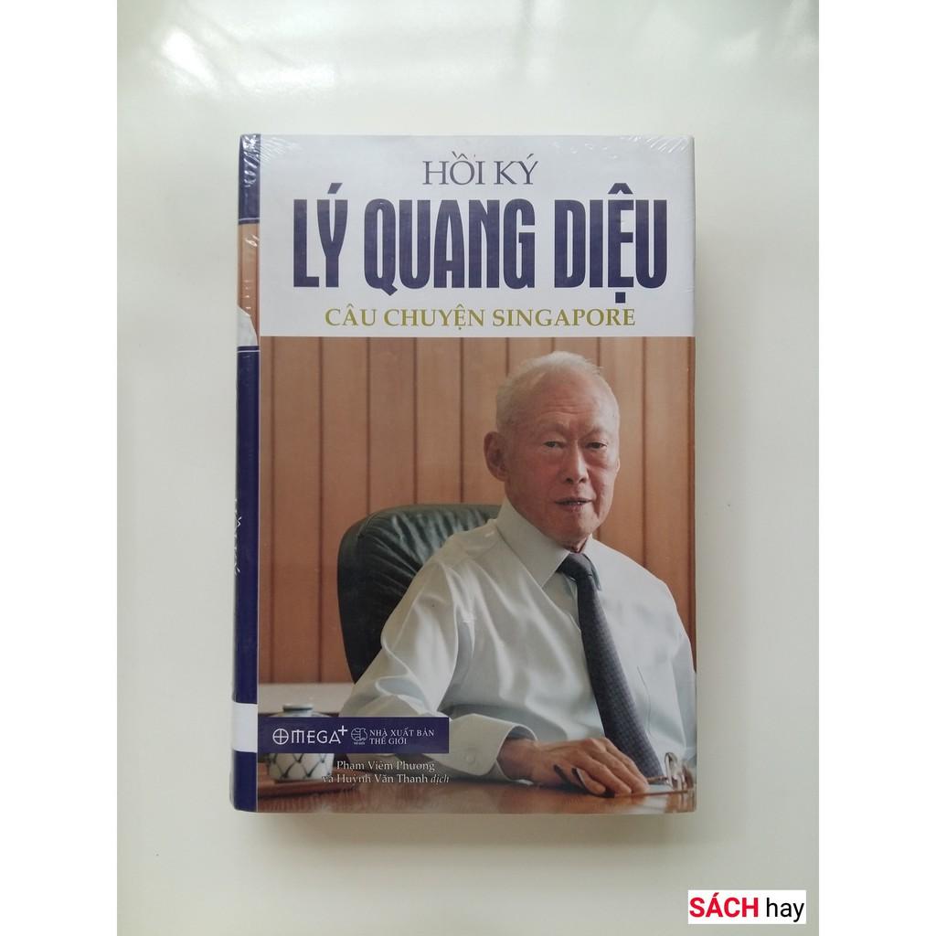 (sách) Hồi Ký Lý Quang Diệu - Tập 1: Câu Chuyện Singapore