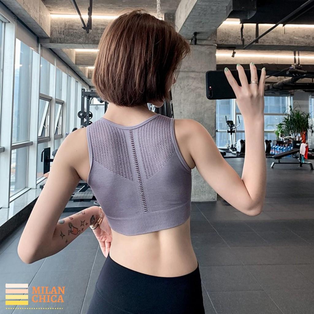 Áo Bra Lót Ngực Thể Thao Nữ Vance (Đồ Tập Gym,Yoga) (Không Quần) - Cửa Hàng Việt Nam - Livan Sport