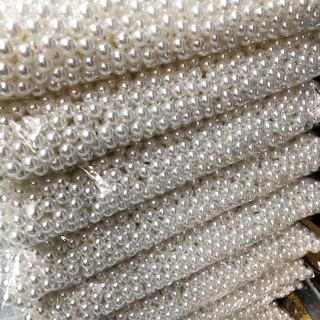 2-900 Hạt Giả Trai có lỗ Cao Cấp Trang Trí Thủ Công (Gói 10gr) - Nguyên liệu Làm Thủ công