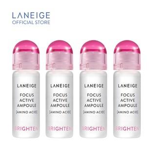 Tinh chất cân bằng độ ẩm cho da Laneige Focus Active Ampoule Set 7ml x 4