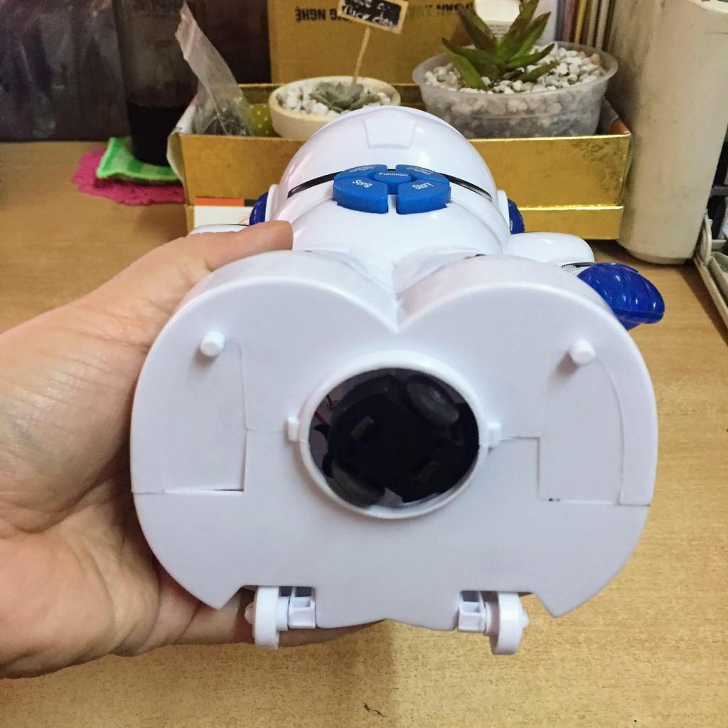 Đồ chơi Robot 9288 học tiếng Anh kể chuyện có nhạc đèn led dành cho bé 3  tuổi, Giá tháng 11/2020